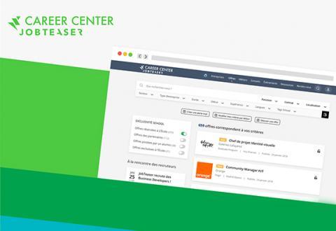 Découvrez votre Career Center : pour poster ou trouver des offres d'emplois