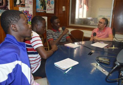 L'IHECS à Ouagadougou
