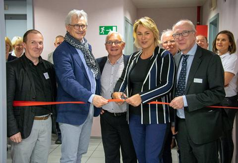 Double inauguration au campus Galileo