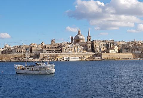 Mobilité enseignante à l'Université de Malte