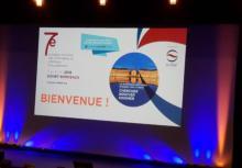 7e congrès mondial des infirmières et infirmiers francophones organisé par le SIDIIEF