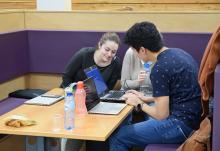 Projet de coopération journalistique entre l'IHECS et la Arteveldehogeschool