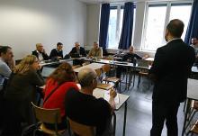 Journée d'échanges pédagogiques et scientifiques avec l'HENALLUX, la HEH et l'ESPE Reims
