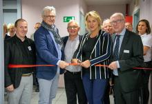 Double inauguration au campus Galileo