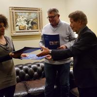 Un accord-cadre signé entre l'IHECS Academy et l'UPM Executive