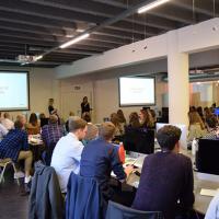 Mémoires médiatiques: briefing pour les étudiants du Master en Management d'Evénements