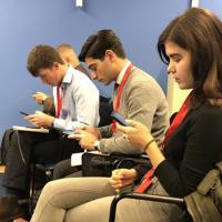 Une IHECSienne en voyage de presse avec l'OTAN