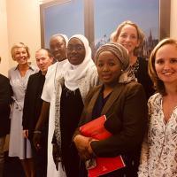 Synergie : trois écoles partenaires (Sénégal) en visite au Galileo