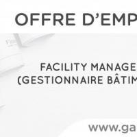Facility manager (gestionnaire bâtiment)